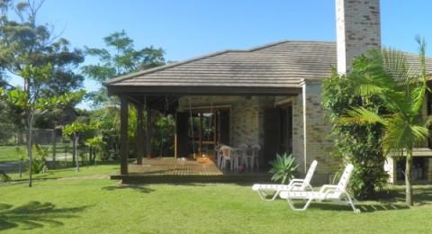 Temporada - Casa em Praia Da Ferrugem - Garopaba